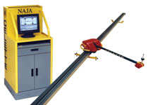 三次元フレーム測定器 CELETTE ナジャ(NAJA)